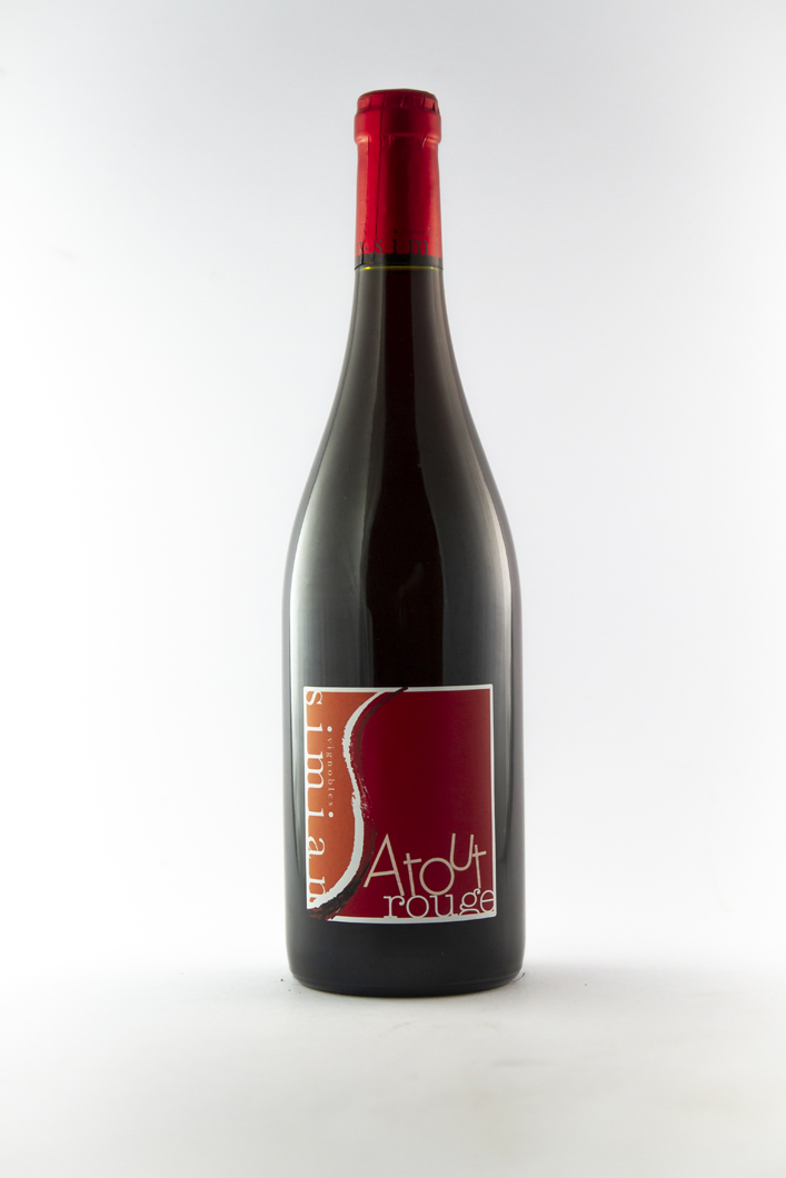 Vin de France Simian Créatives Atout 2019 75 cl Rouge