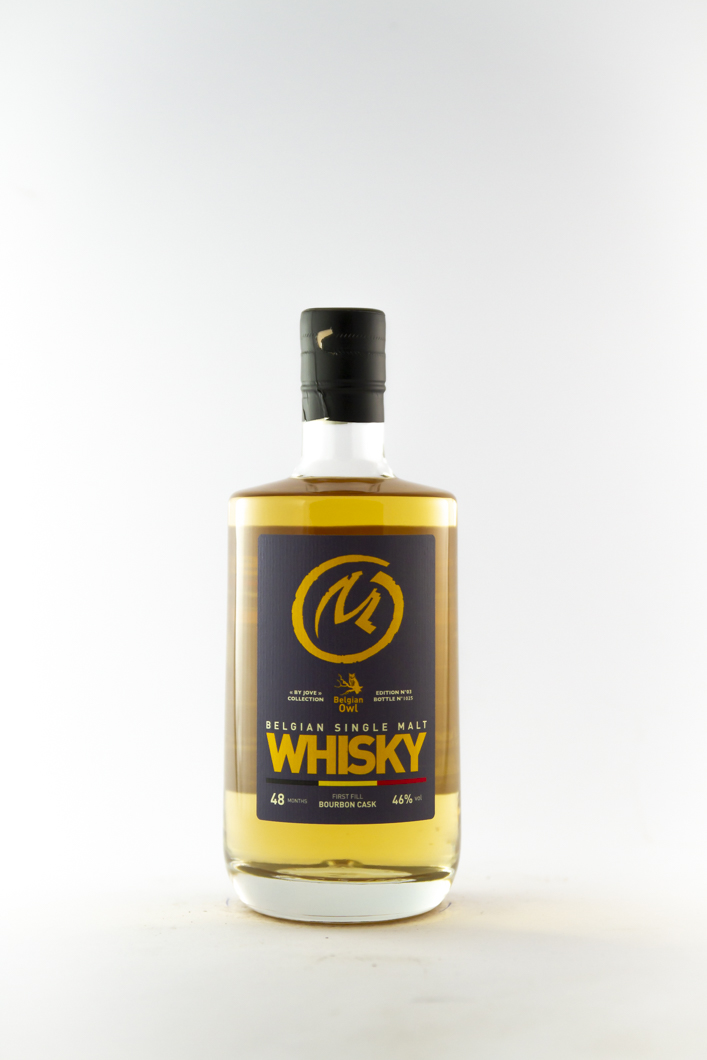 whisky Belgian Owl By Jove Ed 2 50 cl