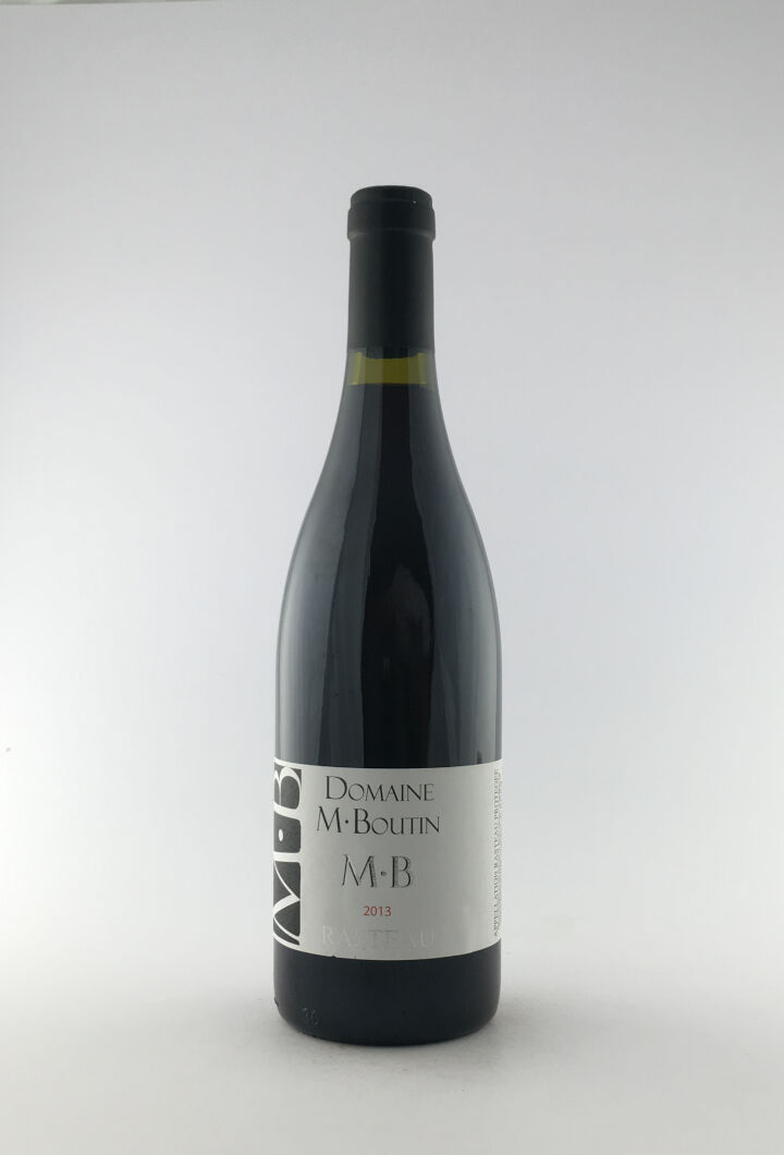 CDR Villages - Rasteau Mikael Boutin 2013 75 cl Rouge