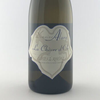 CDR Villages - Cairanne Denis et Daniel Alary  Chèvre d'Or 2017 75 cl Blanc