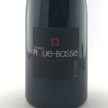 CDR Villages - Roaix Pique Basse As du Pique 2015 150 cl Rouge